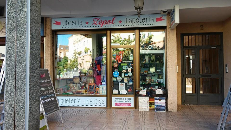 Asociaci n de comerciantes pozuelo calidad - Libreria pozuelo ...